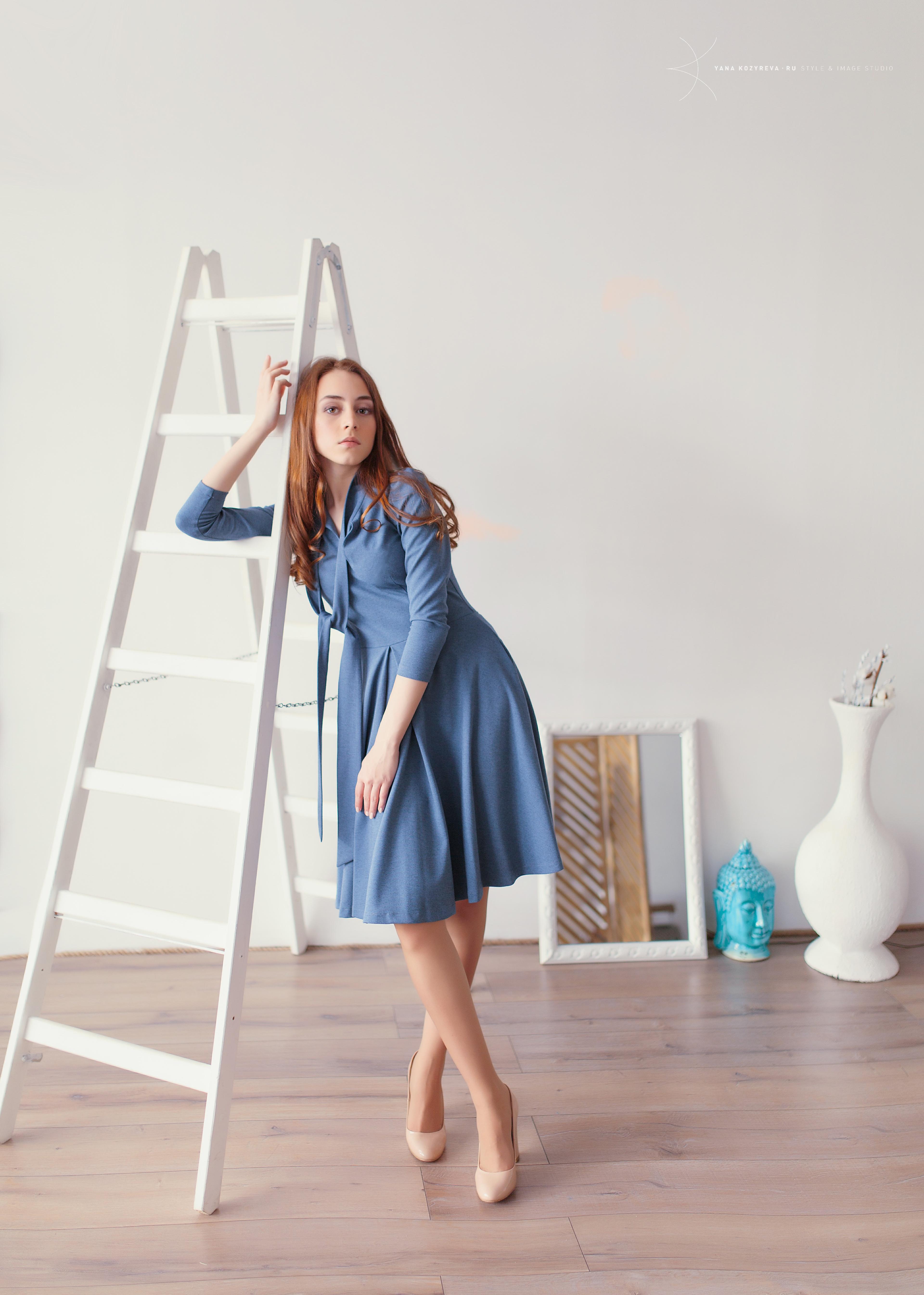 Платье bluebell