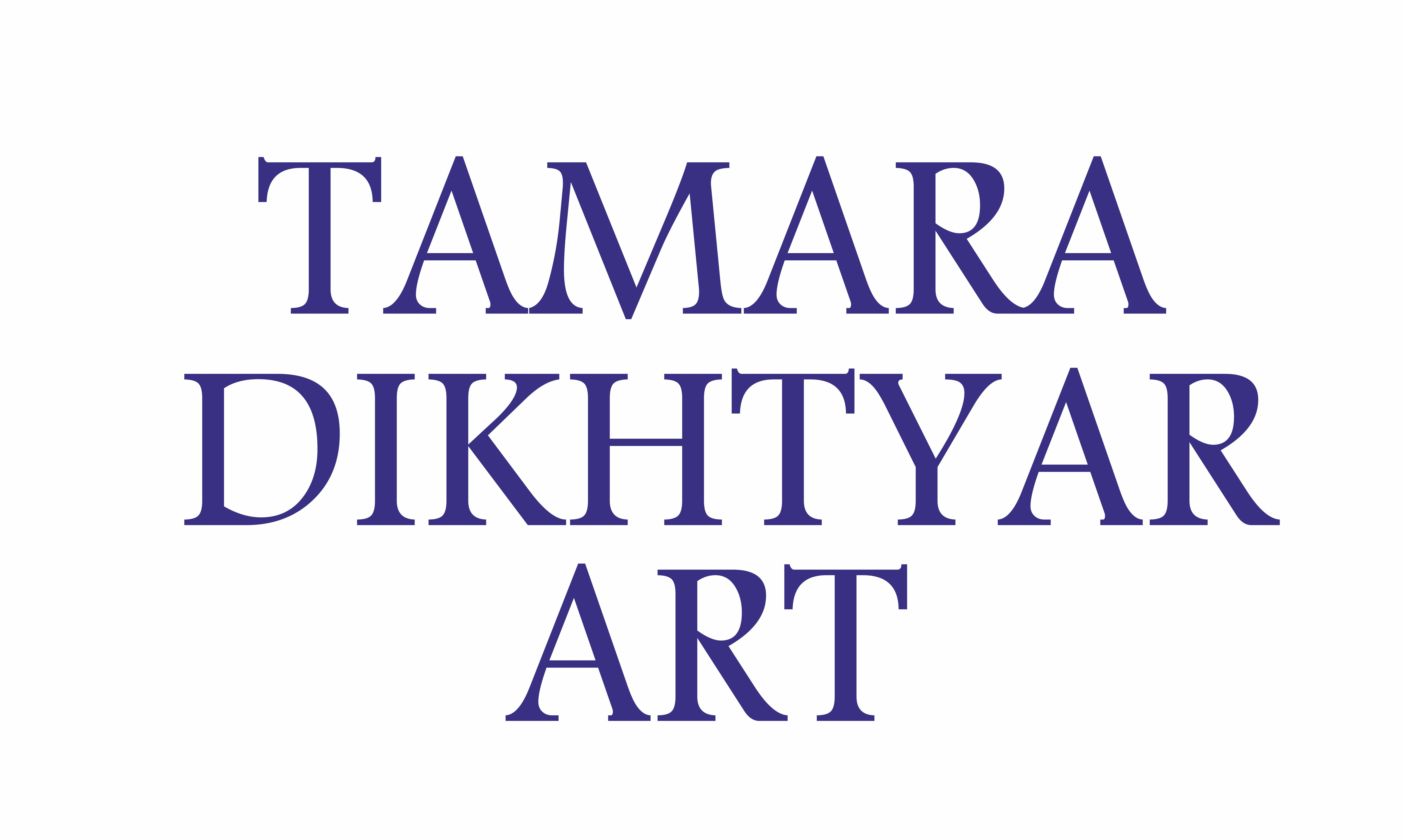 TAMARA DIKHTYAR ART